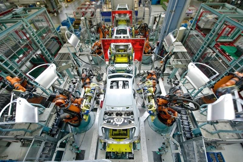 Mercedes plant tour stuttgart