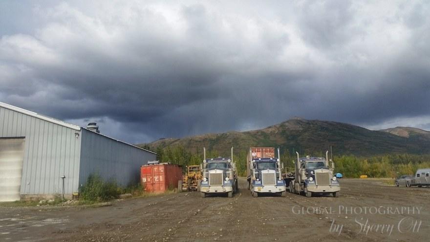 Coldfoot Truckstop