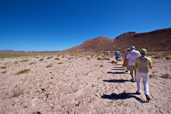 hiking sea of cortex salt flats 1