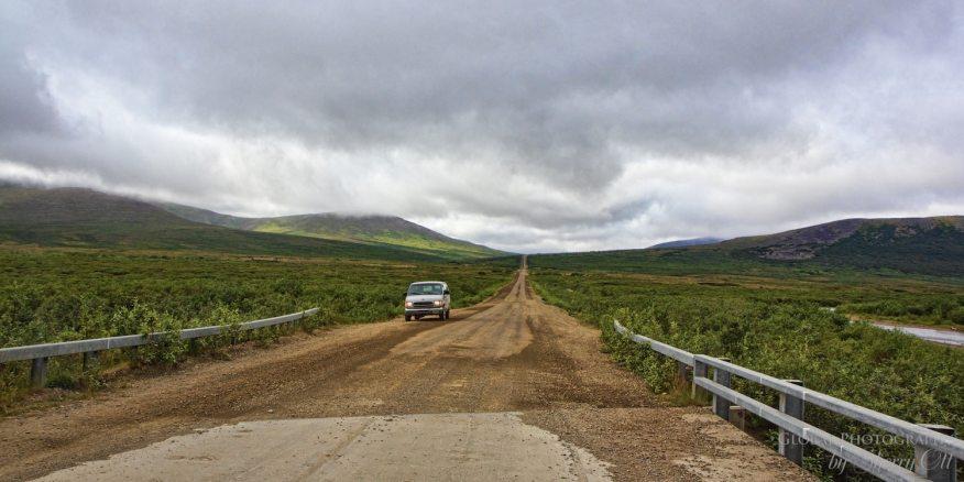 Kougarok Road nome drive