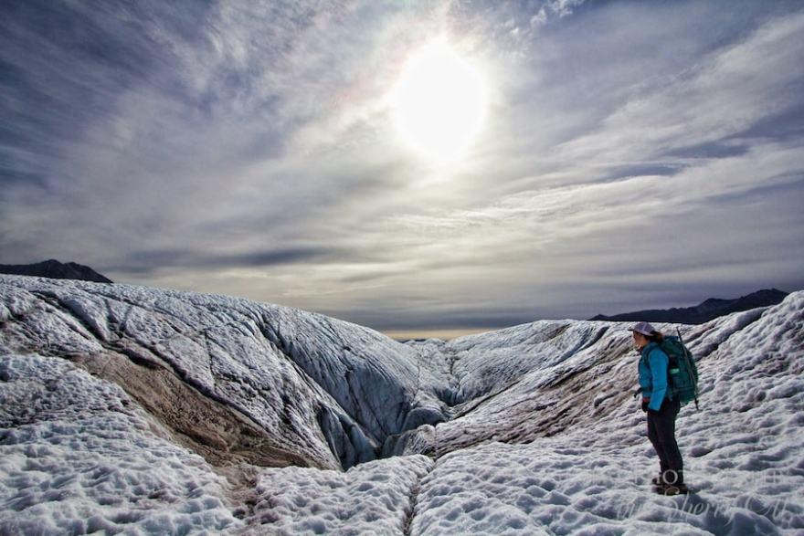 Where to go in Alaska McCarthy