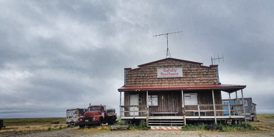 Safety Road House nome alaska