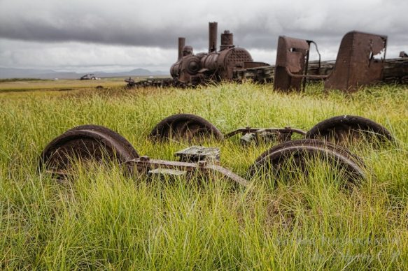 things to do in Nome train to nowhere 1