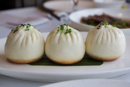 food in china dumplings