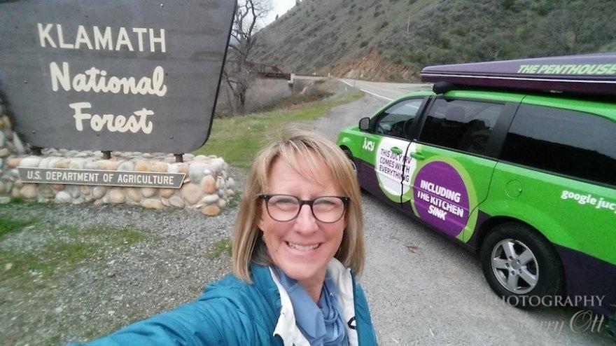 road trip northern california