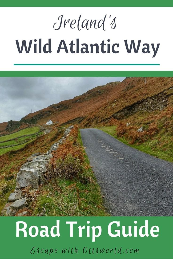 Wild Atlantic Way Road Trip Guide(1)
