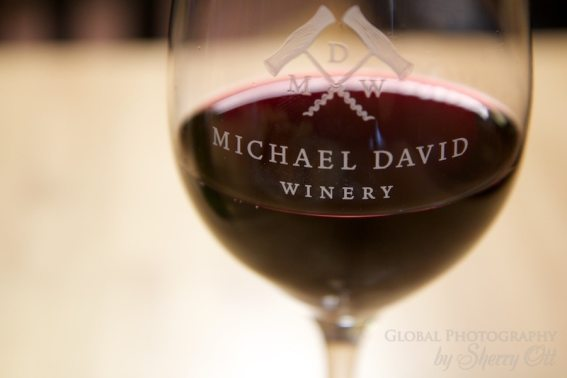 Michael David Winery Lodi California