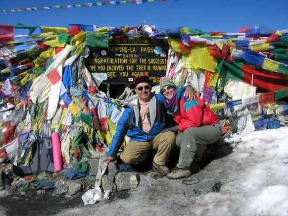 Annapurna Circuit thru hike