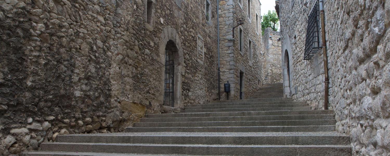 medieval girona spain