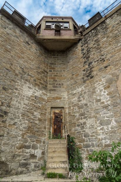 Eastern State Penitentiary Architecture