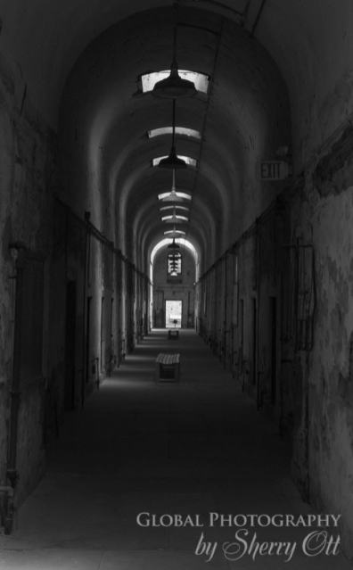 Eastern State Penitentiary photography