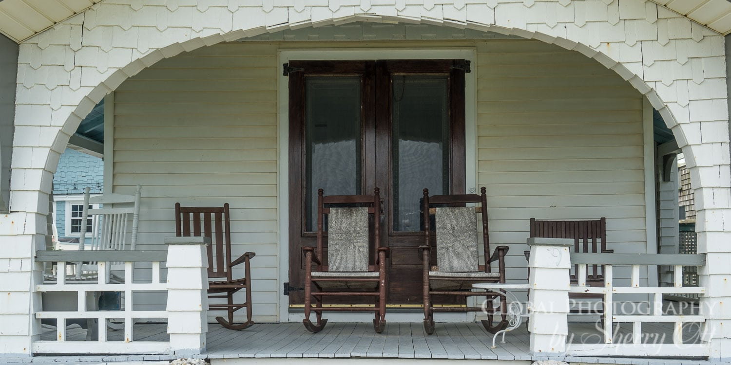 New England Martha's Vineyard rocking chair