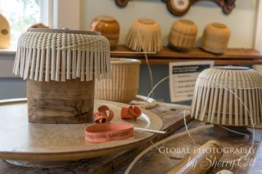 New England Basket weaving museum