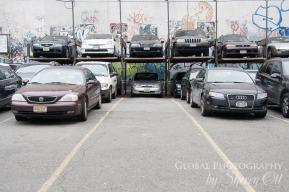 Soho parking