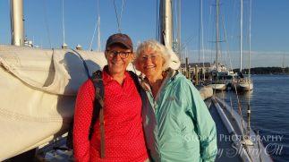 newport sailing tour