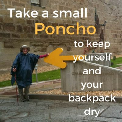 Poncho travel gear2