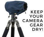 camera raincoat lenscoat