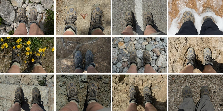 Camino de ronda terrain