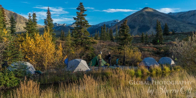 Fall photography spots alaska