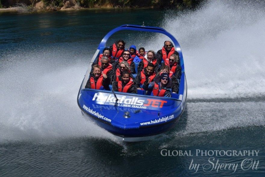 adventure travel new zealand jetboat