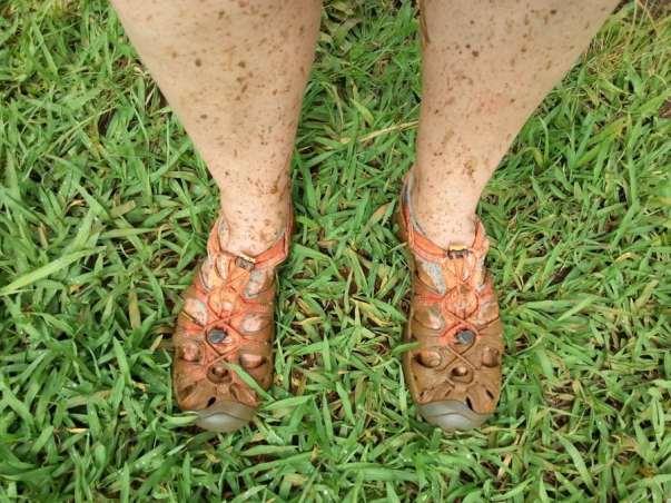 hiking gear sandals