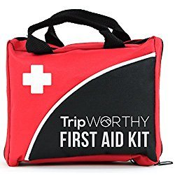 hiking first aid kit