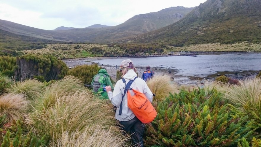 Antarctica packing list dry bag