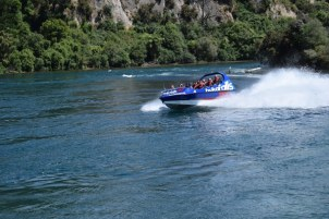 new zealand adventure jet boat