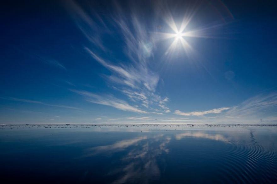 Responsible travel Ross Sea