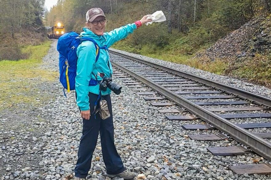 alaska railroad tours flagstop train