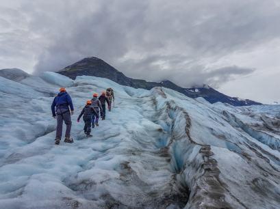 Anchorage Tour Spencer Glacier Day Trip