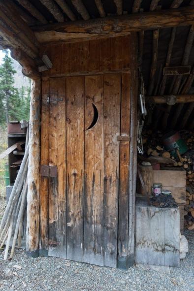 Dick Proenekke cabin