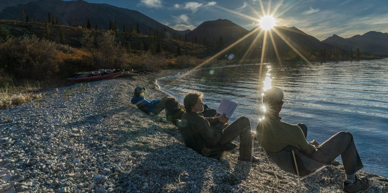 least visited national park lake clark