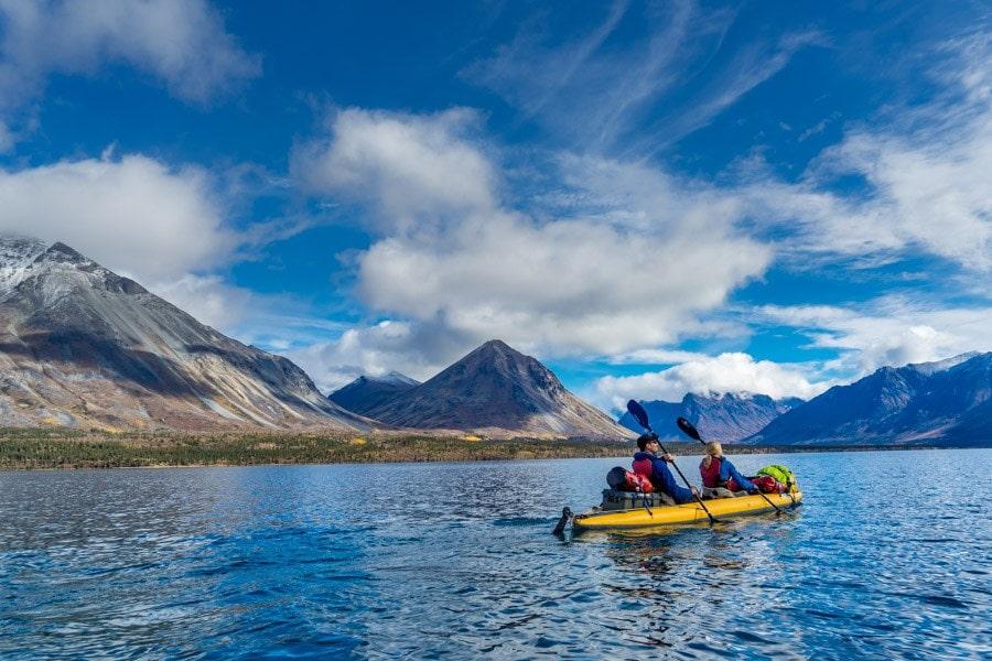 alaska twin lakes
