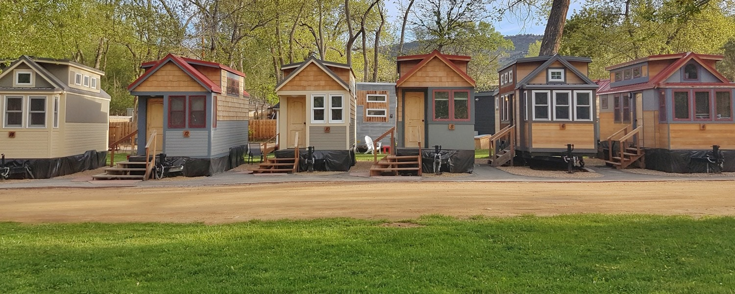 Weecasa tiny home hotel