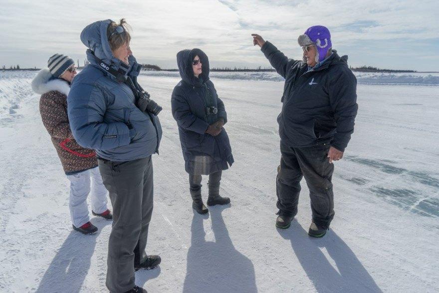 Tundra North Guide Inuvik