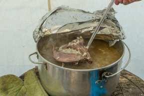 cultureal food arctic inuvik