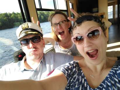 houseboat vacation