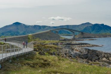 Norway Road Trip Halholman