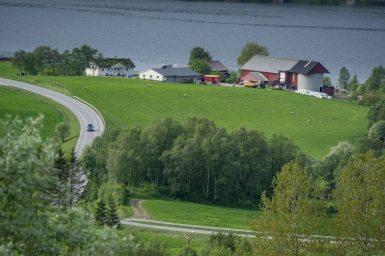 Norway Road Trip molde
