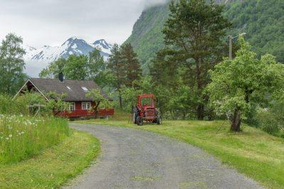 Norway Road Trip norddal