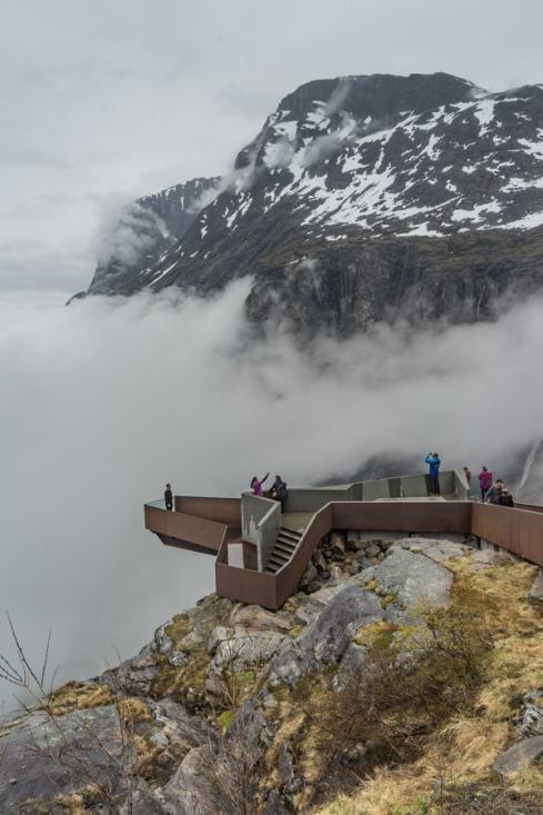 Norway Road Trip trollstigen