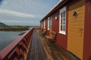 Håholmen Fishing Village