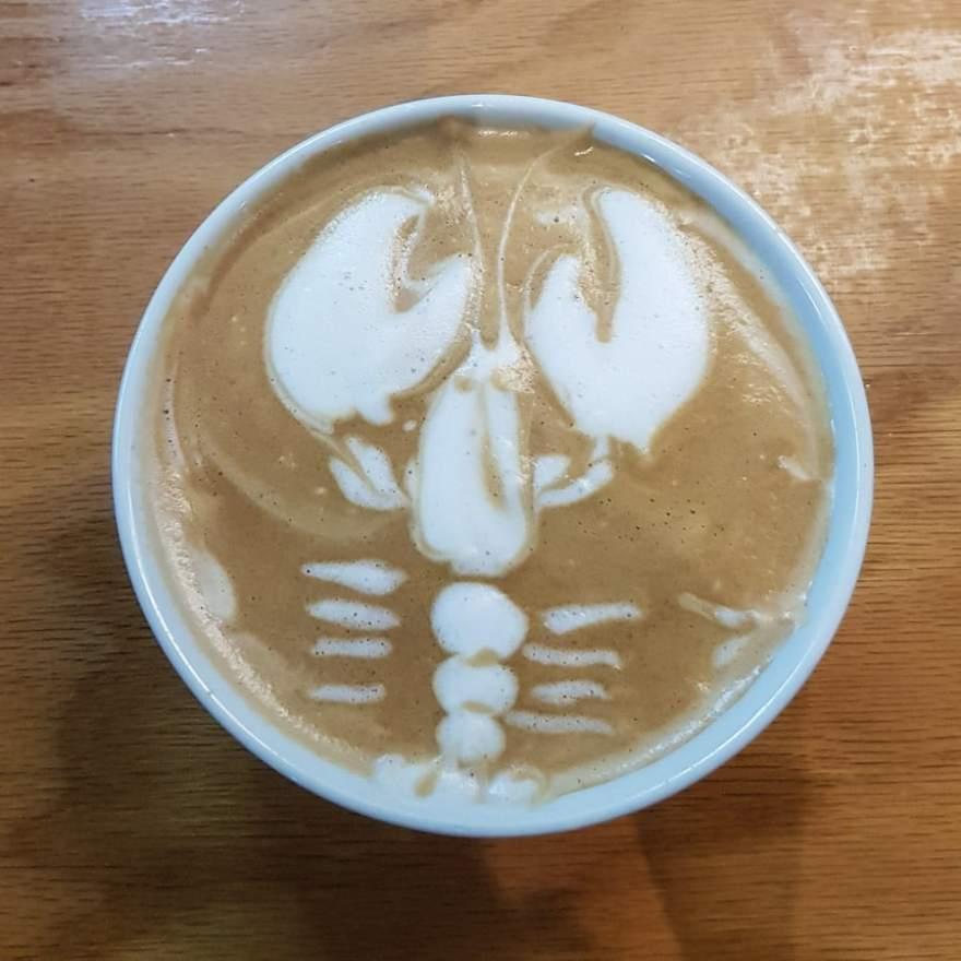 lobster latte caraquet
