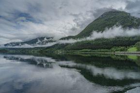 Romsdalsfjorden Norway