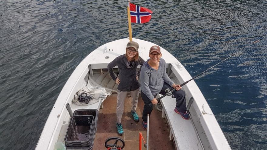 norway fishing