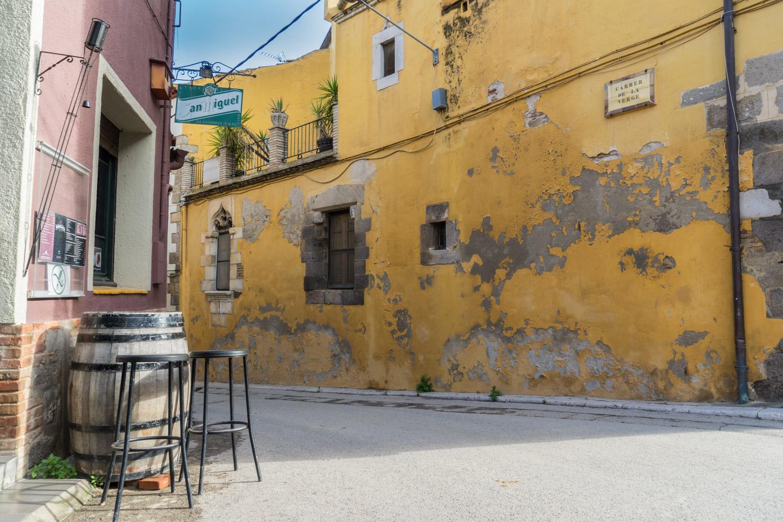 Castelló D'empuries Costa Brava Spain
