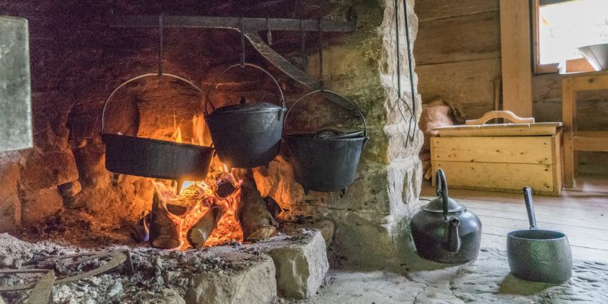 Acadian cooking class