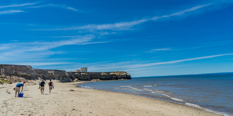 Acadian Peninsula beaches
