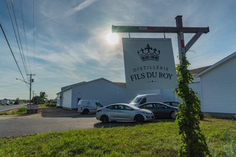 distillerie fils du roy new brunswick